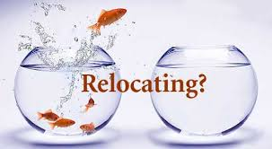 relocating